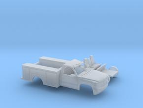 1/87 1999-02 Chevy Silverado RegCab Utility Kit in Smooth Fine Detail Plastic