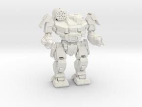 Thunderbolt Mechanized Walker Platform in White Natural Versatile Plastic