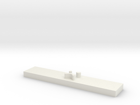 pencil caseBy bad day in White Natural Versatile Plastic: Medium