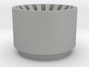 Kylo Ren blade plug Korbanth Crossguard 2.0 in Aluminum