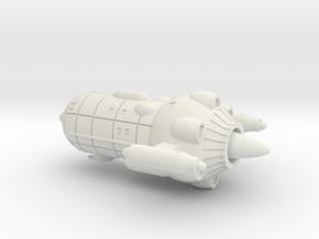 UES Pioneer 3788 in White Natural Versatile Plastic