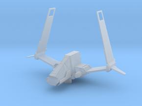Sith Striker - Variation C  in Smooth Fine Detail Plastic