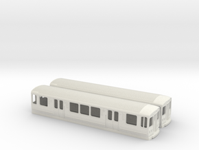 CTA 2400 Series in White Natural Versatile Plastic