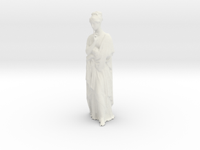 Printle V Femme 981 - 1/24 - wob in White Natural Versatile Plastic
