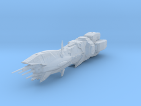 "SCI FI ""Talaris"" class Cruiser, high detail in Smoothest Fine Detail Plastic"