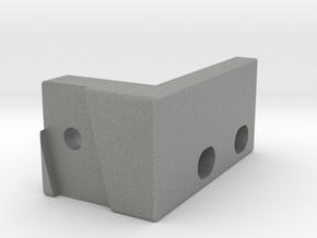 hand crank bracket 2 in Gray Professional Plastic
