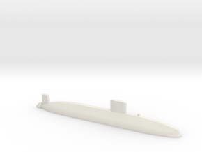 Swiftsure-class SSN, 1/2400 in White Natural Versatile Plastic