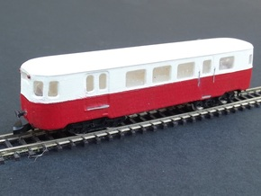 A150D1 Trailer - Nm - 1:160 in Frosted Ultra Detail