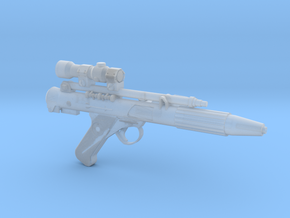 1/3rd Scale Rebel Blaster in Smooth Fine Detail Plastic