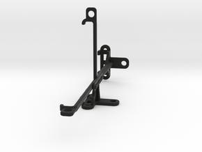 Huawei Y7 Prime (2018) tripod & stabilizer mount in Black Natural Versatile Plastic