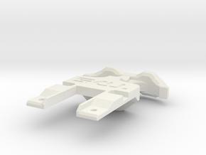 Kronos T Pull simple logo in White Natural Versatile Plastic