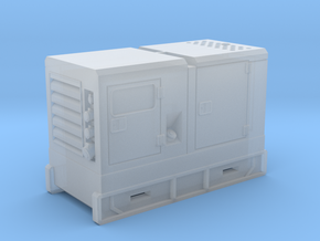 Generator QAS 20 in Smooth Fine Detail Plastic: 1:87 - HO