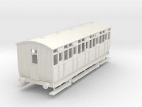 0-76-mslr-jubilee-all-3rd-coach-1 in White Natural Versatile Plastic