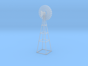 Windmill - Zscale in Smooth Fine Detail Plastic