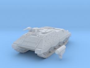 Jaguar I scale 1/144 in Smooth Fine Detail Plastic