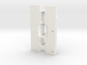 ZE 11-16 framework in White Processed Versatile Plastic