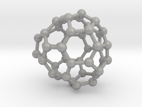 0679 Fullerene c44-51 c1 in Aluminum