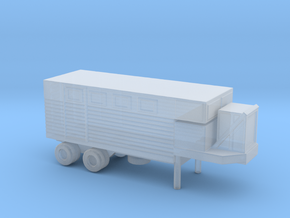 1/220 Scale M447 Trailer in Smooth Fine Detail Plastic