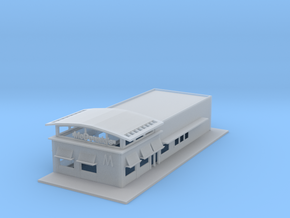 McDonald Fast food N scale revised in Smooth Fine Detail Plastic