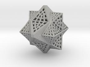 Tetra Cube octa Family Compound in Aluminum