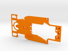 PSAV00101 Chassis for Avant Slot Kremer K8 in Orange Processed Versatile Plastic