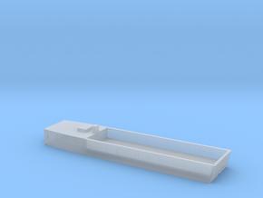1/285 Scale IJN Moku Landing Craft Waterline in Smooth Fine Detail Plastic