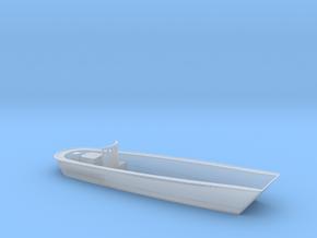 1/285 Scale IJN Daihatsu Landing Craft Waterline in Smooth Fine Detail Plastic