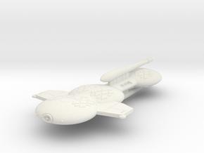 3125 Scale Gorn Tyrannosaurus Rex+ Dreadnought SRZ in White Natural Versatile Plastic