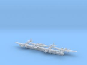 Blenheim Mk IV w/Gear x4 (FUD) in Smooth Fine Detail Plastic: 1:500