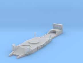1/96 IJN KageroMain Deck in Smooth Fine Detail Plastic