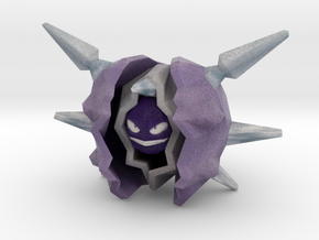 Cloyster - Pokemon - 85mm in Natural Full Color Sandstone