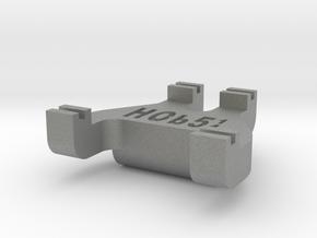 HOb5¼ Track Gauge - Code 83 in Gray PA12