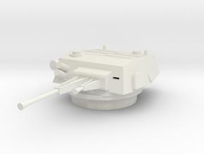 PV95E Humber Mk III Turret (1/48) in White Natural Versatile Plastic