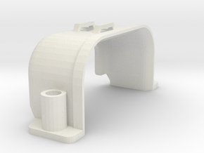 tamiya astute left battery holder in White Natural Versatile Plastic