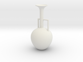 Vase 1514AD in White Natural Versatile Plastic