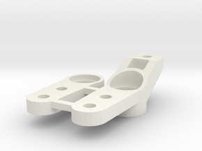 tamiya astute steering parts in White Natural Versatile Plastic