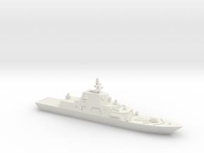 Freedom Variant Frigate, 1/2400 in White Natural Versatile Plastic