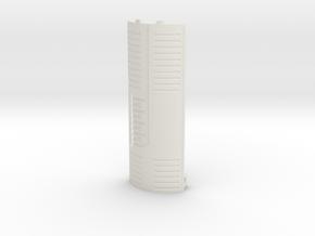 Windu Elite - Cover Prizm (Part 5/8) in White Natural Versatile Plastic