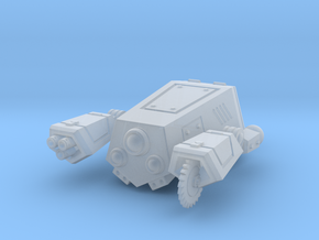 AssaultBot v1.0 in Smooth Fine Detail Plastic