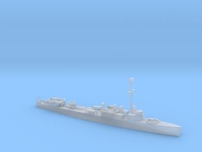 1/1250 Scale USS Palmer DMS-5 in Smooth Fine Detail Plastic