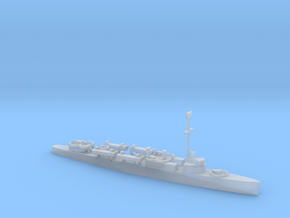 1/1250 Scale USS Barry APD-29 in Smooth Fine Detail Plastic