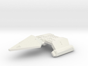 3125 Scale Neo-Tholian Light Cruiser (NCL) SRZ in White Natural Versatile Plastic
