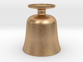 Pythagorean Glass in Natural Bronze