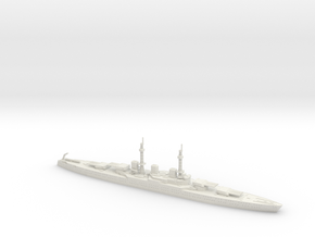 USS Merica 1/1250 (Tillman IV Design) in White Natural Versatile Plastic