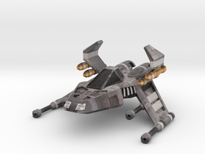 Pyro-GX - Descent - 100mm - Without Stand. in Full Color Sandstone