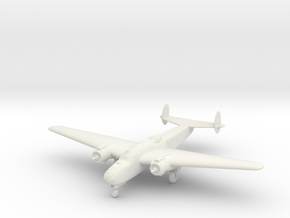 1/100 Armstrong Whitworth Albemarle in White Natural Versatile Plastic