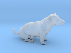 Jack Russell Terrier in Smoothest Fine Detail Plastic: 1:64 - S