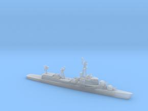 1/1250 Scale USS Gyatt DDG-1 1966 in Smooth Fine Detail Plastic