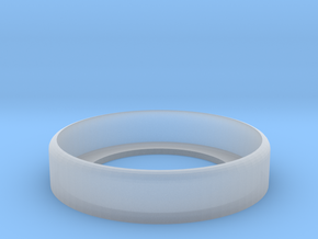 24mm [LP] Flow Ring  in Smoothest Fine Detail Plastic