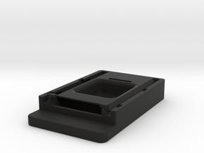 TBS Crossfire Full Adapter for FrSky X-Lite in Black Natural Versatile Plastic